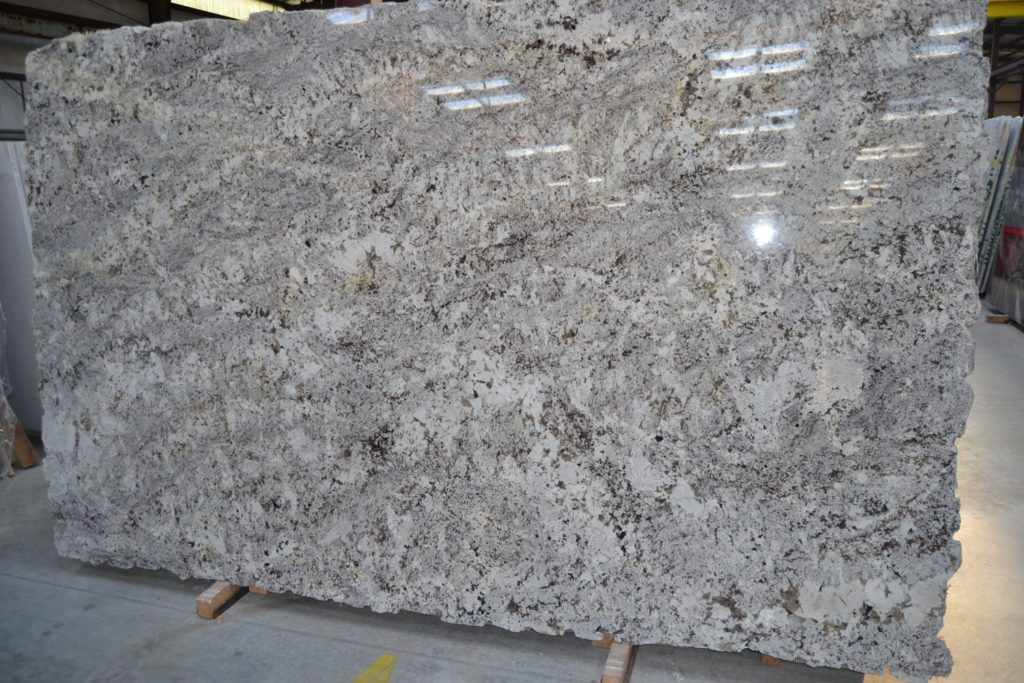 Alaskan White Granite Slab