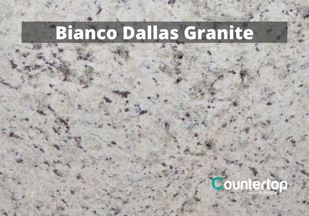 Bianco Dallas Granite