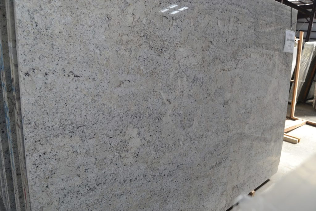 Fantastic White Granite Color