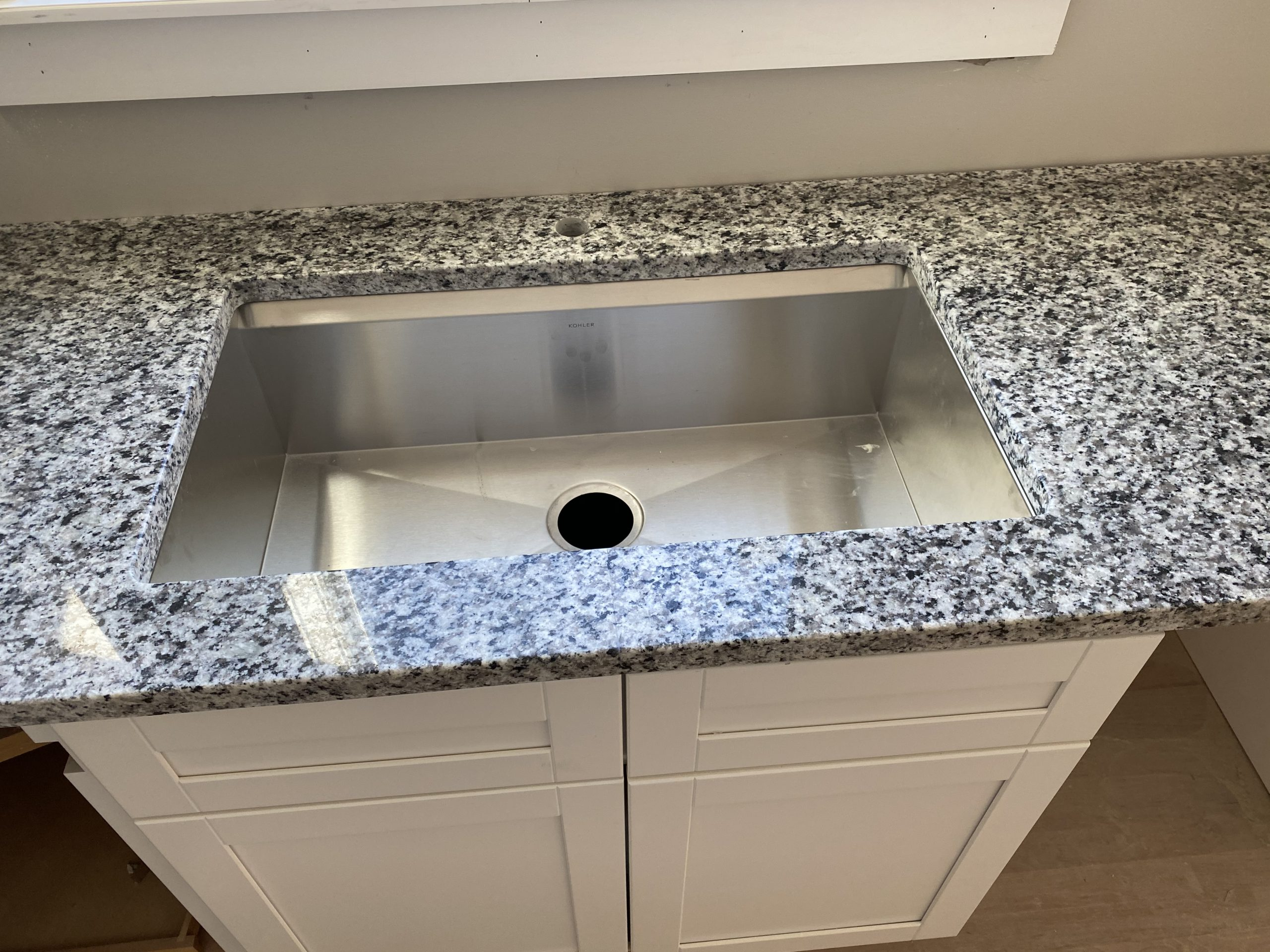 Do Countertop Installers Install The Sink Too Kitchen Countertops