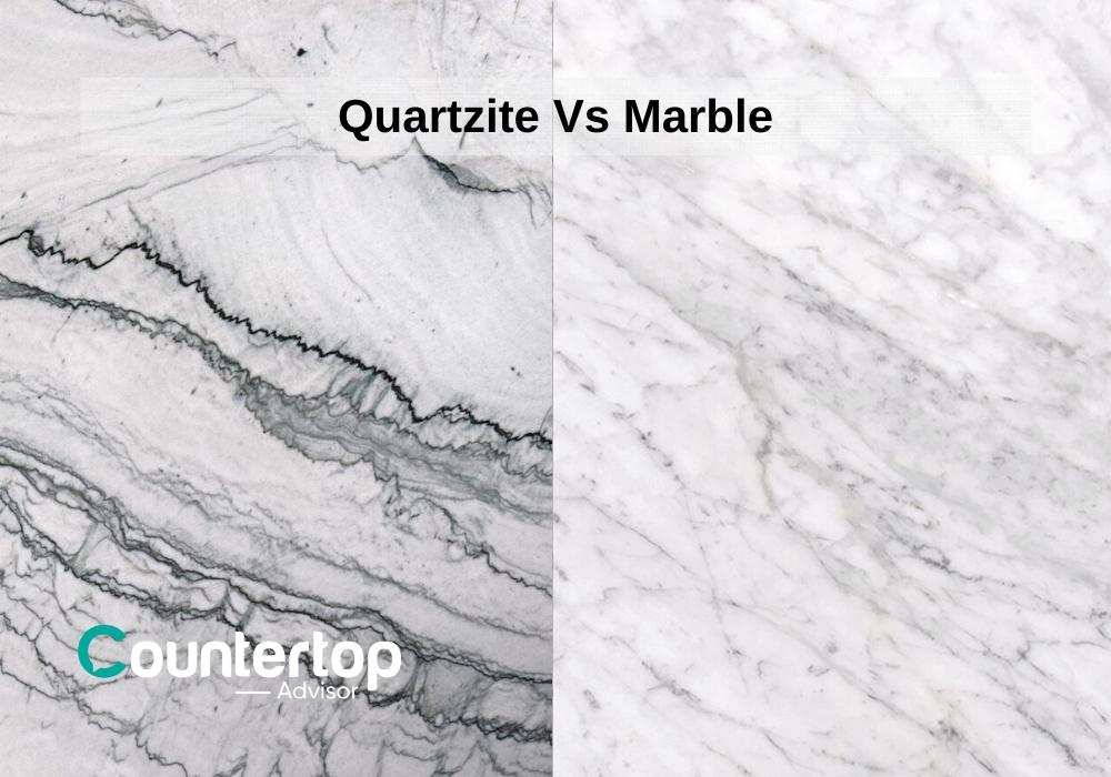Quartzite Vs Marble Countertops